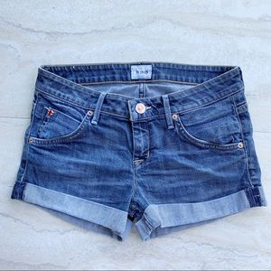 Hudson Shorts Hampton Cuffed